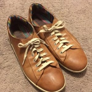 Born Leather Oxfords Size 10 $45